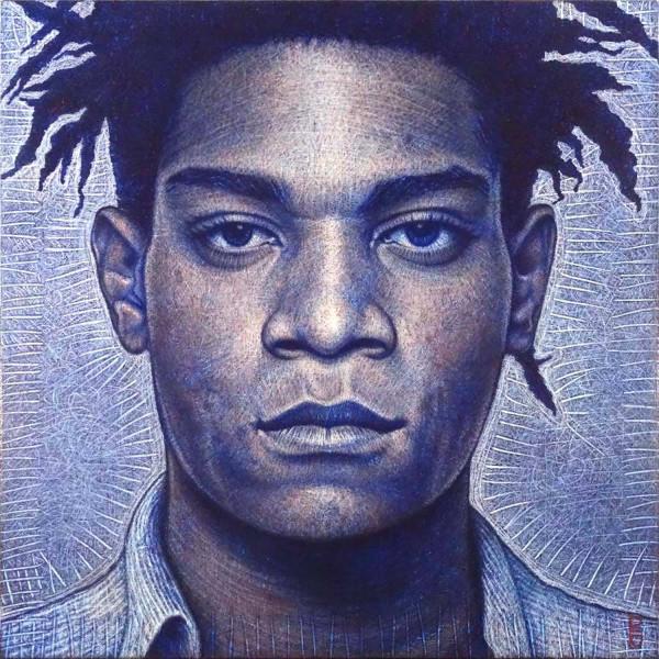 Face à face-Basquiat