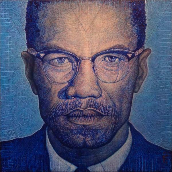 Face à face- Malcolm X